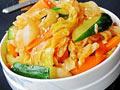 爽口开胃韩式拌白菜