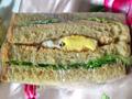 超级简单的自治三明治