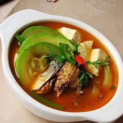 韩式辣鱼汤