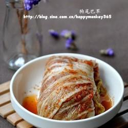 自制辣白菜