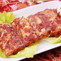 韩式烤带鱼