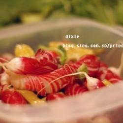 川味腌萝卜