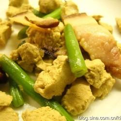 芬兰豆腐干炒瑞典熏肉