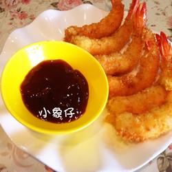 日式炸对虾棒
