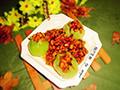 香菇油菜丁