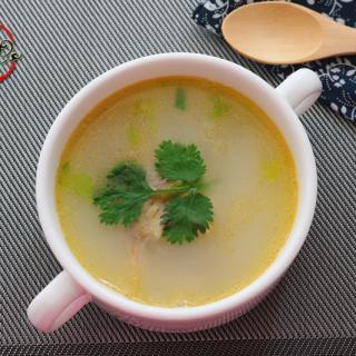 金线鱼浓汤