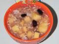 水果糙米醪糟羹