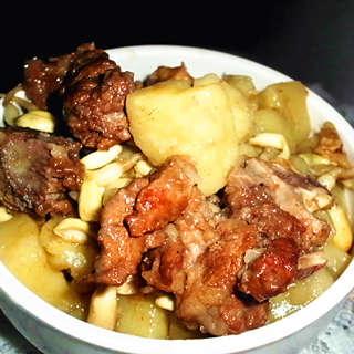 龙骨土豆芽菜