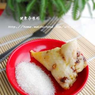 健康杂粮粽子