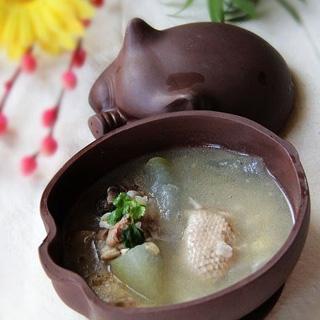 冬瓜薏米鸭