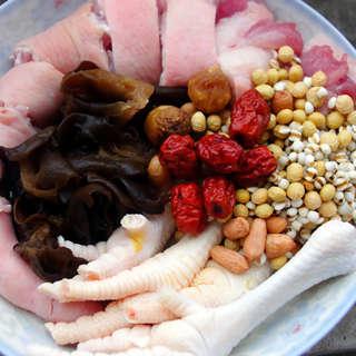 红枣美肤汤