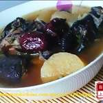 乌鸡山药红枣汤