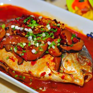 鲳鱼菜谱_鲳鱼价值_帝王的营养高清_图片的做食谱蟹鲳鱼鲳鱼图片