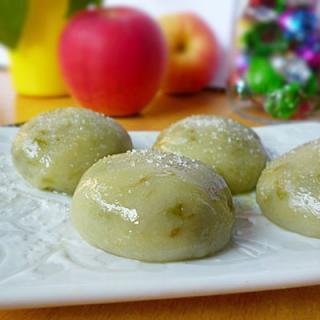 绿豆糯米团