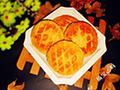香酥奶香玉米饼