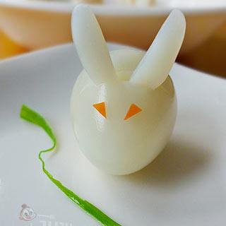 小兔子鹌鹑蛋
