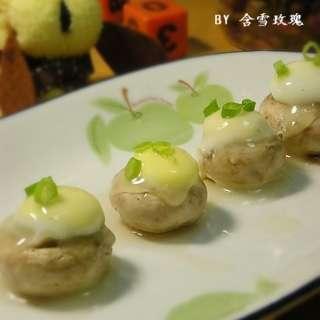 草菇鹌鹑蛋