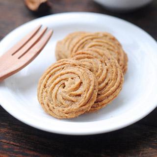核桃奶酥饼干