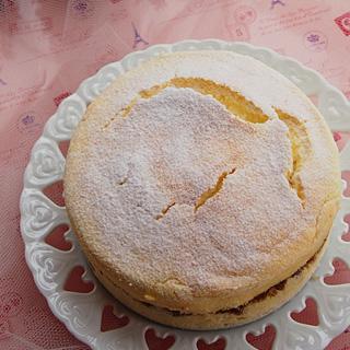 酸奶核桃蛋糕