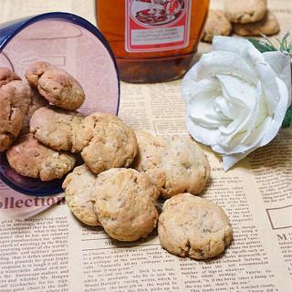 枫糖核桃脆饼