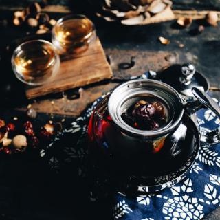 红枣桂圆枸杞茶