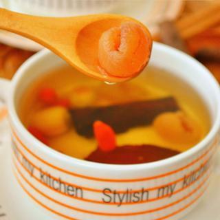 鲜莲肉桂茶