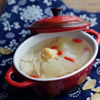 百合干贝冬瓜汤