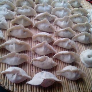 海参鸡蛋香菇饺子