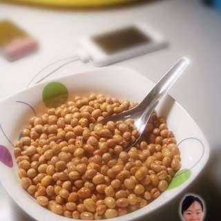 炒香酥黄豆