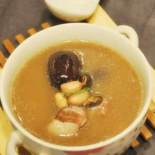 双豆红花尾汤