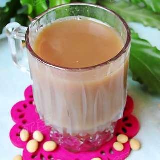 南瓜紫薯豆浆