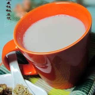 燕麦核桃豆浆