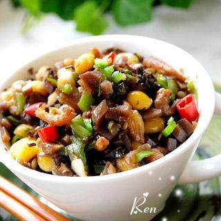 豆米大头菜