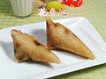 花生米葡萄干糯米粽