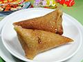 排骨花生米糯米粽