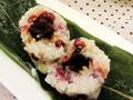 红豆枣子粽