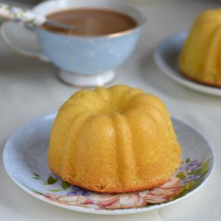 海绵南瓜蛋糕