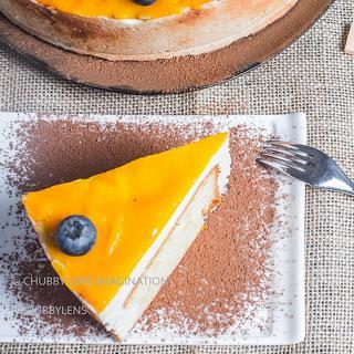 泰国榴莲慕斯蛋糕