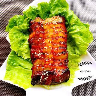 香烤叉烧五花肉