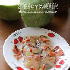 火腿花菇冬瓜夹
