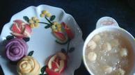 儿童创意早餐那些花儿