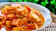 清香可口―番茄烩豆腐