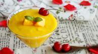 夏日甜品―芒果奶昔