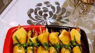 让孩子爱上吃青菜的【五彩豆皮卷】