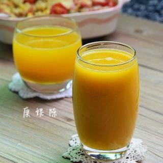 南瓜鹰嘴豆浆