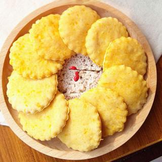 无油版南瓜软饼干