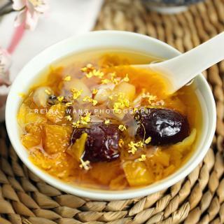 红枣南瓜百合甜汤