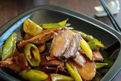 肥而不腻入口浓香:回锅肉