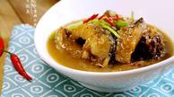 去腥妙招:尖椒香菜炖鱼