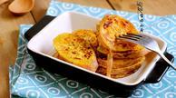 又面又甜:电饼铛烤红薯